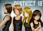 'May The Odds' District 12 Tributes (Remake) by AliAvian
