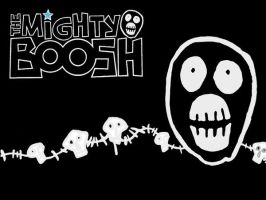 The Mighty Boosh Wallpaper by JWoods07