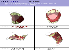 Teeth meme by Bloodlive-Mazohyst