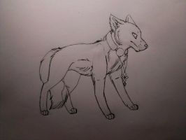 .:Sketch:. Its awful c: by MysaTheUnknown