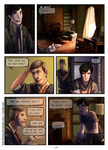 The Mysterious Case of Sherlock Holmes! Page 24 by Yuki-Almasy