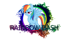 Rainbow Dash stuff by sautdie
