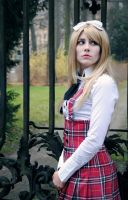 Belarus School Uniform II by MidnightCraze