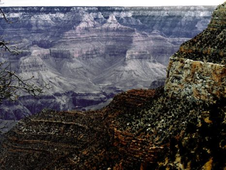 grand canyon2 by piecesOfsky