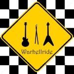 WarhellRide Checkerboard by cinemagic