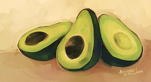 Avocadosss by LiLaiRa