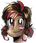 Arya icon xD by FrozenFlights