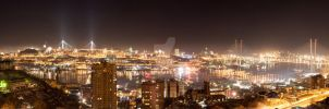 New Year's panorama. by Eevl