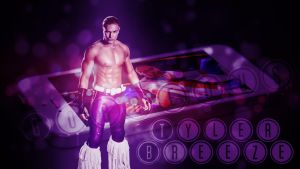 Tyler Breeze NXT (WWE) by TarghanM