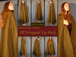 All Wrapped Up Pack by PirateLotus-Stock