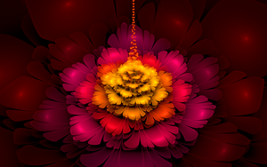 Fractal Flower 2 by XNexicX