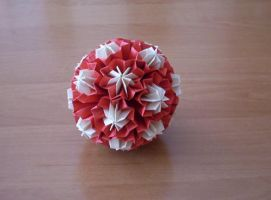 Kusudama 5 by happy96