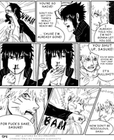 The Unbreakable Bond (Chap.5) Page 94 by Silver-weed