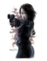Avengers Black Widow 2 by RandySiplon