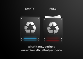 xinzhitan14 new recycle bin by xinzhitan14