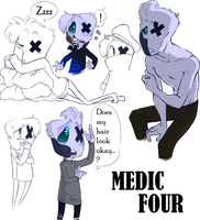 Have some Four. by Funkeys5