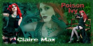 Burlesque Poison Ivy by MalakisMarvels