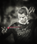 Cristiano Edit by sangoormix