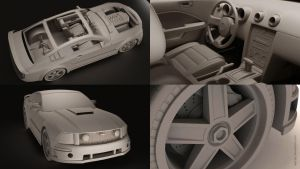 Ford Mustang GT WIP by mpt1st