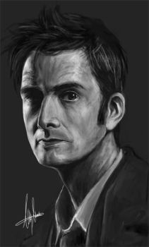Just The Doctor by arutea