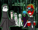 The Matrix: -Redeleted- by reD2rumble