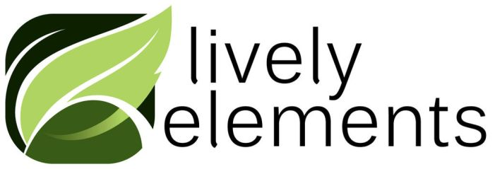 Lively Elements logo design by digitaldecay