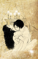 Lizzy and Darcy by RedPassion