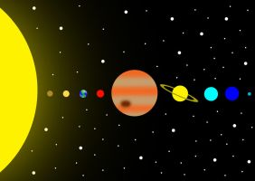 Solar System by streetgals9000