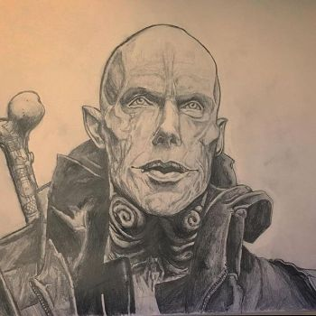Quinlan, The Strain by ChaseSuissa12