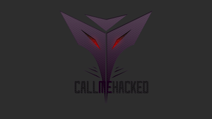 Call-Me-Hacked Wallpaper by ezenith