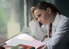 Molly Hooper by rebeccaholmes