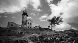 Mauritian Lighthouse by tpphotography