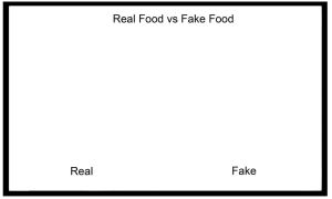 Real Vs Fake Meme Template by SmallCreationsByMel