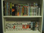 My Comic and Manga Collection by Rorell