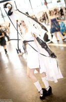 Cosplay : Drakengard 3 (Drag-on Dragoon 3) by Lerilith