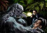 The Outer Limits: The Duplicate Man by Loneanimator