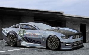 ford_mustang by max-578