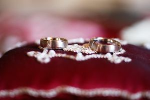 Wedding Rings by aolifu