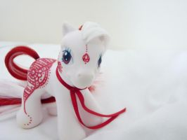 Custom my little pony ruby henna baby 2 by thebluemaiden