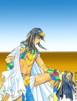 Horus by Alcyone07