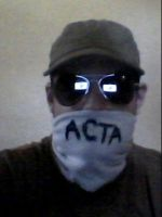 I have been censored due to ACTA by Medallo-Argoton