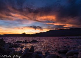 East Shore sunset20140812-14 by MartinGollery