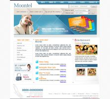 Moontel by xtreamgraphic