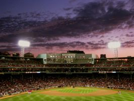 Fenway Park I by caitlinwithasea