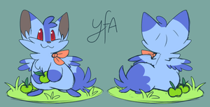 Yfa Sculpture Concept by ClefdeSoll