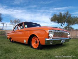 Orange Crush Falcon by Swanee3