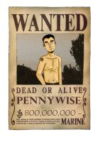 Wanted Pennywise by Silvestrin