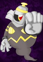 Dusknoir by NIGHTSandTAILSFAN