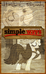 MLP : Simple Ways - Movie Poster by pims1978