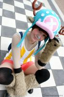 Tony Tony Chopper :: 02 by Deathly-Sora